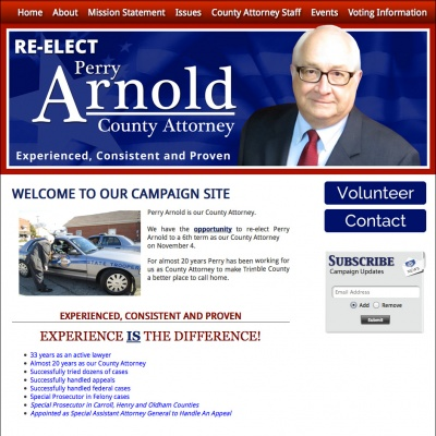 County Attorney Websites
