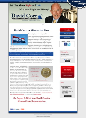 David Cort for Missouri State Representative