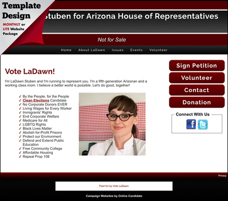 LaDawn Stuben for Arizona House of Representatives