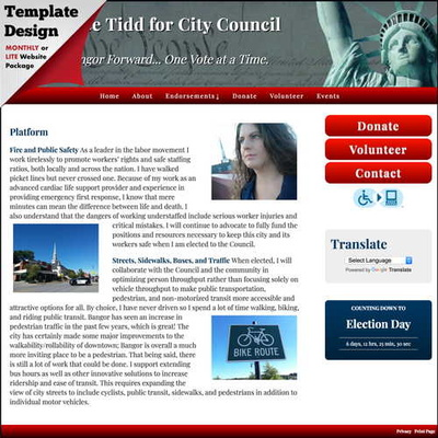Amy Lee Tidd for City Council