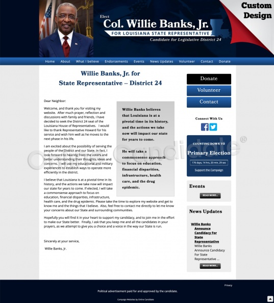 Willie Banks, Jr. for State Representative – District 24.jpg
