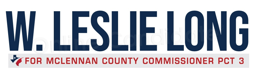 County Commissioner Campaign Logo LL