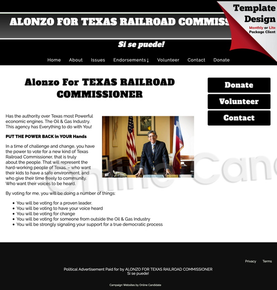 Alonzo For TEXAS RAILROAD COMMISSIONER.jpg