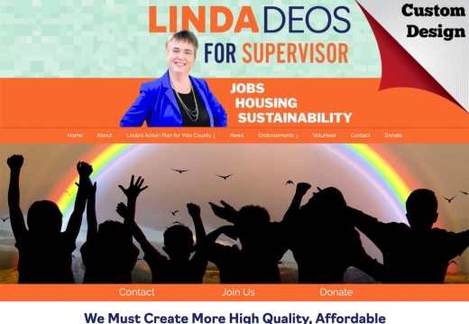 Linda Deos for Yolo County Supervisor- issue subpage 2