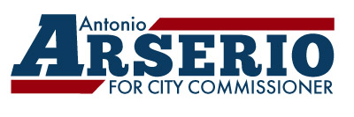 City Commissioner Campaign Logo AA