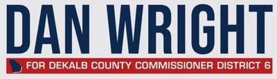 County Commissioner Campaign Logo  DW