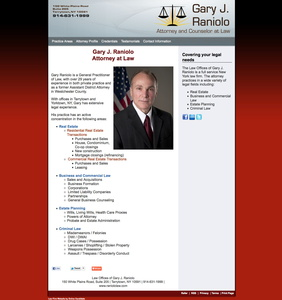 Gary J Raniolo - Attorney at Law