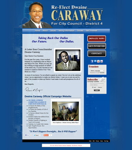 Dwaine Caraway for Dallas City Council - District 4