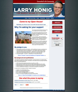 Larry Honig for Marco Island City Council
