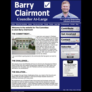 Barry Clairmont for Councilor At-Large