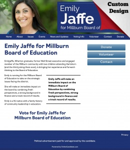 Board of Education Websites