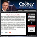 Bob Cooney for Grand Traverse County Prosecuting Attorney