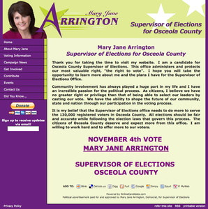 Mary Jane Arrington