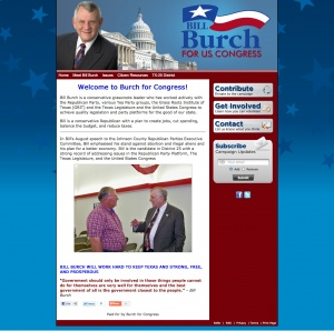 Bill Burch for US Congress