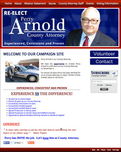Perry R. Arnold for Trimble County County Attorney
