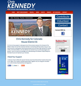 Chris Kennedy for Colorado House - District 55