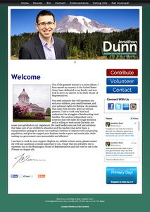 Jonathon Dunn for Washington State Representative- 31st District - Position 1