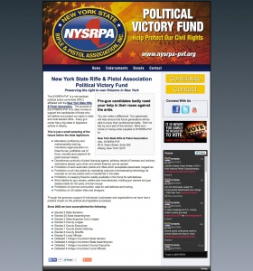 New York State Rifle & Pistol Association Political Victory Fund