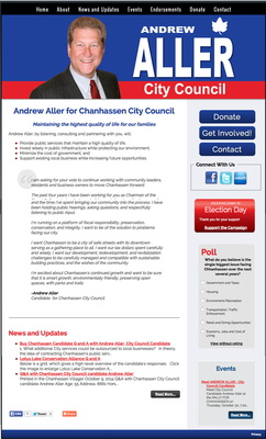 Andrew Aller for Chanhassen City Council