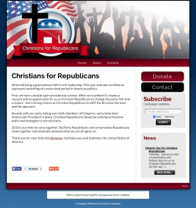 Christians for Republicans PAC