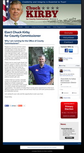 Chuck Kirby for County Commissioner