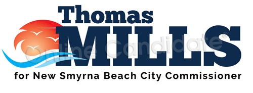 City Commissioner Campaign Logo TM