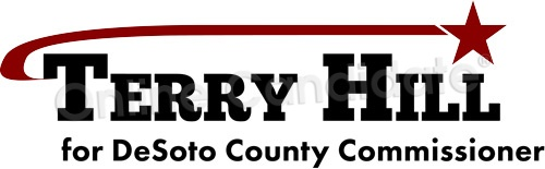 County Commissioner Campaign Logo TM