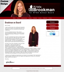 Krista Brookman for Mequon-Thiensville School District Board of Education