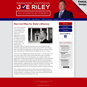 Joe Riley for State's Attorney