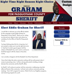 Eddie Graham for Sheriff