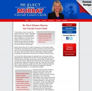 Re-Elect Dianne Murray for Circuit Court Clerk