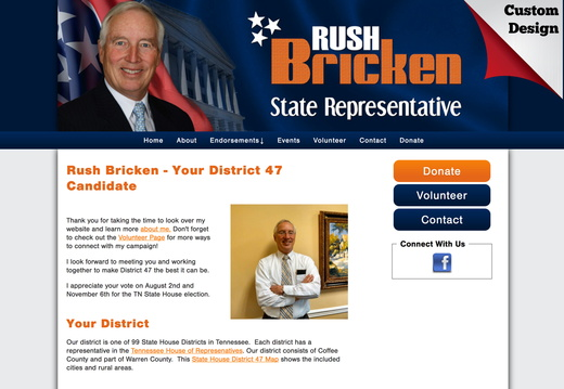 State Political Campaigns - example gallery