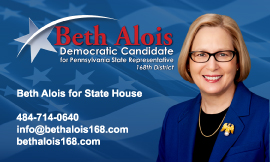Political print design by online candidate state representative campaign business card design colourmoves