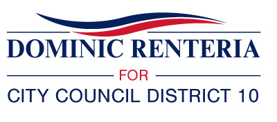 City Council Campaign Logo DR